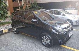 Toyota Wigo G 2018 hatchback almost bnew