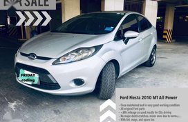 Ford Fiesta 2010 MT All Power Casa maintained