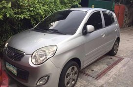 Kia Picanto 2nd gen 2012 model Manual