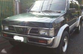 Nissan Terrano executive series 4wd 1996