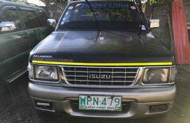 Isuzu HI-Lander CROSSWIND 1996 manual diesel