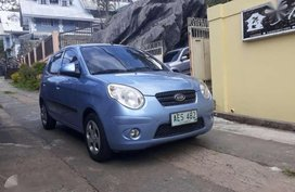 2008 Kia Picanto manual transmission