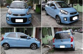Kia Picanto automatic 2015 FOR SALE