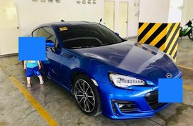 2017 Subaru BRZ AT FOR SALE