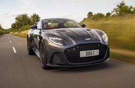 Aston Martin DBS Superleggera 2019 revealed with a powerful 5.2-liter twin turbo V12 engine