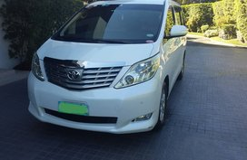 2012 Toyota Alphard 3.5 L WP AT for sale