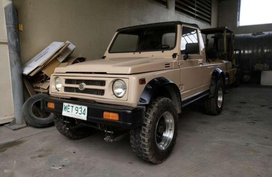 1996 Suzuki Samurai 4x4 pick up for sale