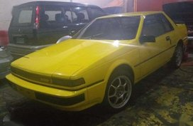 Clean Title 1986 Nissan Silvia 200 SX S12 Coupe Manual RARE