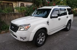 2009 Ford Everest TDCi Turbo 4x2 Manual