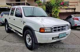 For Sale: 2001 Ford Ranger XLT Trekker M/T Turbo Diesel