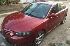 Mazda 3 2007 top of the line FOR SALE