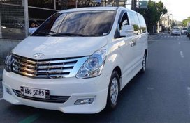 2016 Hyundai Starex VIP Royale Matic Transmission