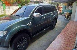 Mitsubishi Montero Sport 2009 model GLS Diesel