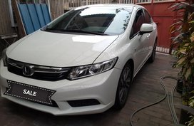 2013 series Honda Civic 1.8S Ivtec Automatic LOADED