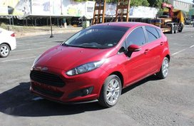 2016 Ford Fiesta AT Gas HMR Auto auction