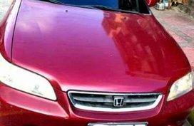 For Sale Honda Accord 1999