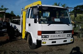 2007 Isuzu Forward Selfloading with Boom and Winch 2.9 Tonner For Sale