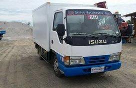 2007 Isuzu Elf Topre Reefer Van 4be1 10ft For Sale