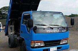 2007 Isuzu Elf 4be2 Mini Dump Nkr 10ft Camel Type Chassis For Sale