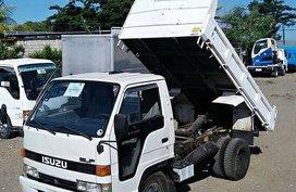 2007 Isuzu Elf 4be1 Mini Dump Truck Nkr 10ft Camel Type Chassis For Sale