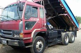 2006 Isuzu Elf 10 Wheeler Dump Truck Double Differential For Sale