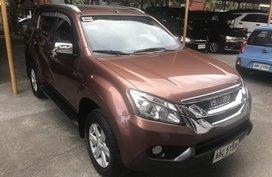 2015 ISUZU MU-X LS-A for sale