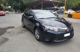 2016 Toyota Altis 1.6 MT 110K DP (all-in) for sale
