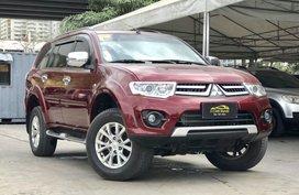 2014 Mitsubishi Montero GLSV A/T DSL  for sale