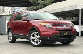 2014 Ford Explorer Ecoboost 2.0 4x2 Limited edition
