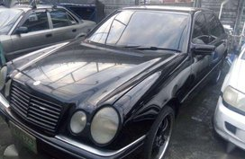1997 Mercedes Benz E-320 - Automobilico SM City Bicutan