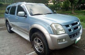 ISUZU ALTERRA 2006 AT cebu plate first owned
