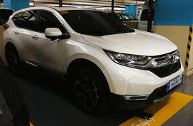 2017 Honda Crv SX 4x4 diesel top of the line