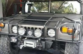 For Sale HUMMER H1 Military Type Original Body