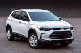 Welcome the Chevrolet Tracker 2020 on board & say goodbye to the Trax