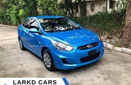 Hyundai Accent 2018 Automatic Gas