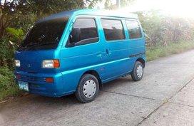 2012 Suzuki Multicab Minivan for sale