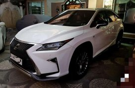 2018 Lexus RX 350 F Sport FOR SALE