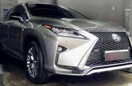 Lexus Rx350 Fsport AT 5tkms 2017