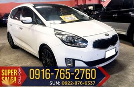 2014 Kia Carens EX AT Top of the line 1.7 diesel automatic
