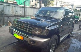 For sale Mitsubishi Pajero 2002 4x2