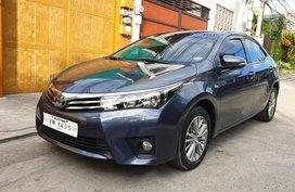 2017 Toyota Corolla Altis for sale
