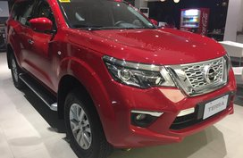 Brand New 2019 Nissan Terra 4x2 EL MT