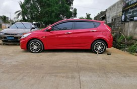 Hyundai Accent Diesel Automatic Hatch 2016 for sale