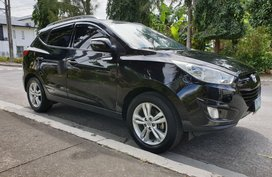 Hyundai Tucson 2012 GLS Gas Automatic for sale