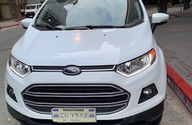 2018 Ford Ecosport Trend AT for sale