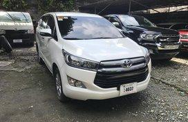 2017 Toyota Innova 2,8G manual diesel
