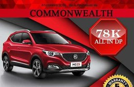 The New MG ZS 2019 FOR SALE