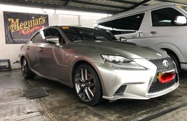 2014 Lexus IS350 Fsport same as brand new