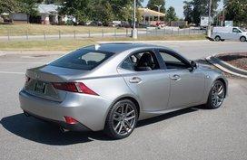 2014 Lexus Is350 Fsport 99%new