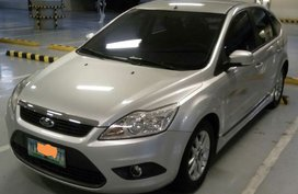 FORD FOCUS 2010 Hatchback Automatic 1.8 engine-Gas